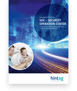 SOC – Security Operation Center